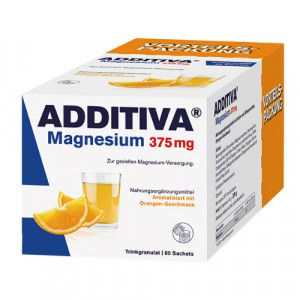 ADDITIVA Magnesium 375 mg Sachets